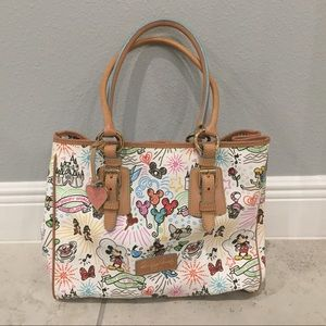 *NEW* Dooney and Bourke Disney Parks shoulder bag